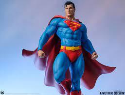 Superman Maquette by Tweeterhead / Sideshow ca 52 cm – bunker158.com