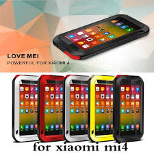 Vending Machine That Buys Phones Awesome LOVE MEI Phone Cover For Xiaomi Mi48 Case New Waterproof Shockproof