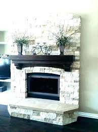 refacing brick fireplace ideas reface how to a redo painted tiles refac
