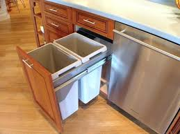 under sink garbage can pull out under sink trash can pull out medium size of kitchen pull out recycling bin tray pull under sink bin pull out