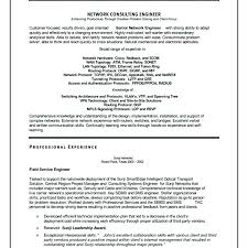Security Analyst Resume Inspiration Network Analyst Resume Sample 48 Network Analyst Resume Example