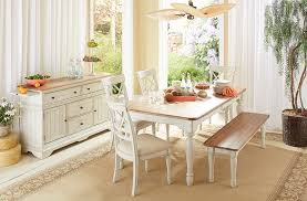 Cresent Fine Furniture Cottage Dining Room Group at Garden City