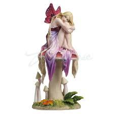 Veronese Design Angels Amazon Com Veronese Design Littlest Fairy Sculpture Home