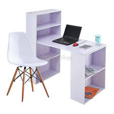 chair ebay. office desk computer pc writing table chair home workstation wooden furniture uk ebay