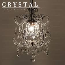 antique wrought iron pendant crystal chandeliers