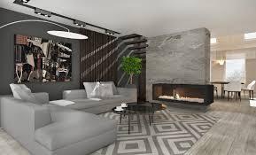 Model Living Room Design Interior Solutions Of Apartments And 3d Presentations Freelancers 3d