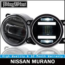 2011 Nissan Murano Fog Light Assembly Us 94 8 21 Off Beingwins 2008 2011 For Nissan Murano Foglights Led Drl Turnsignal Lights Car Styling Led Daytime Running Lights Led Fog Lamps In Car