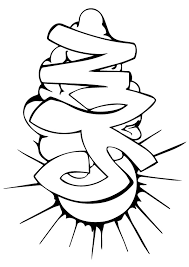 Small Picture Graffiti coloring pages sun clouds ColoringStar