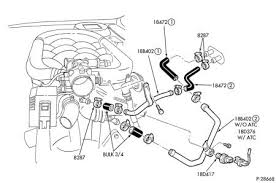 2000 ford taurus heater diagram wiring diagrams best ford taurus heater hose diagram wiring diagrams schematic ford taurus coolant diagram 2000 ford taurus heater diagram