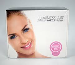 dels about new luminess air legend airbrush makeup system cosmetics