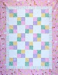 Free Baby Quilt Block Pattern Four Patch Baby Quilt In A Weekend ... & Free Baby Quilt Block Pattern Four Patch Baby Quilt In A Weekend For A Baby  Baby Adamdwight.com