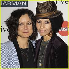 Sara Gilbert & Linda Perry Welcome Baby Boy Rhodes – See His First Photo!    Baby, Birth, Linda Perry, Rhodes Gilbert Perry, Sara Gilbert   Just Jared