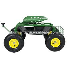 exclusive the gardeners supply deluxe tractor scoot is now better than ever thanks to you gardening