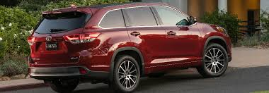 2018 toyota models. what types of features come with the 2018 toyota highlander models 1