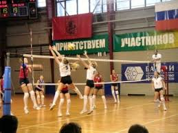 Волейбол Развитие волейбола в России ИА Спортком Развитие волейбола в России