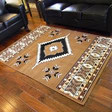 impressive southwestern area rugs donnieann company tajmahal beige southwestern area rug reviews