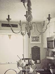 Kitchen Chandelier Vintage Kitchen Chandelier Cottage In The Oaks