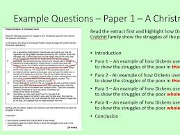 Example Of Literature Essays Aqa Gcse English Language And Literature Help With Writing The Essays