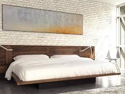 Built bedroom furniture moduluxe Walnut Wood Copeland Furniture Moduluxe35 Platform Bed With Clapboard Headboard Cf1mcd32 Luxedecor Copeland Furniture Moduluxe35 Platform Bed With Clapboard Headboard