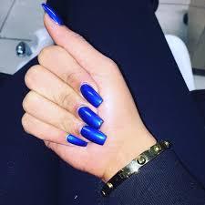 21+ Royal Blue Nail Art Designs, Ideas | Design Trends - Premium ...