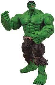Marvel Select - Incredible Hulk Special Coll. Edi.: Amazon.de: Spielzeug