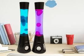 Bluetooth Lava Lamp Extraordinary Lava Lamp Bluetooth Speaker 60 Colours Home Lighting Deals In