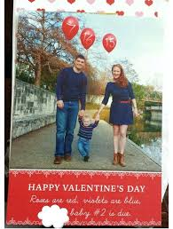 valentines day pregnancy announcement cards valentines day pregnancy announcement image 0 valentines day
