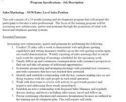 Business Consultant Job Description – Resume Tutorial