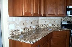 Diy Tile Kitchen Backsplash Kitchen Awesome Kitchen Easy Cheap