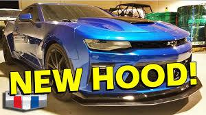 6le Designs Reviews 2016 2017 Camaro Hood Upgrade 6le Designs Skorpion