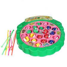 Bộ đồ chơi câu cá cho bé CY.2516B - Kids Plaza