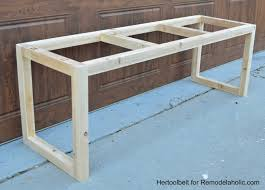 Best 25 Ana White Bench Ideas On Pinterest  Bench Plans Plans For Building A Bench