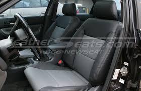 honda accord leather interiors
