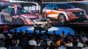 China automotive systems (caas) came out with quarterly earnings of $0.10 per share, beating the zacks consensus estimate of $0.03 per share. Nissan Shows What S Coming Next At Auto China 2020