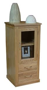 mobel oak wall rack cor07b. COR17A Mobel Oak Hi-Fi Cabinet - Tv Units And Hifi Cabinets | Atouchofpine.co.uk Wall Rack Cor07b