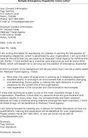 911 Dispatcher Resume Objective Examples 911 Dispatcher Resume