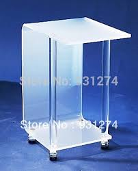 acrylic bedroom furniture. Acrylic Night Stands With Four-wheel Lucite Coffee Table Sofa Fashion  Living Room Bedroom Acrylic Furniture