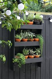 garden shelves. Outdoor Garden Shelves Vertical Herb Growing Spaces More Metal