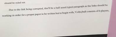 Bff writing