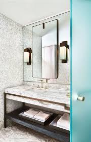 Modern Art Deco Bathrooms Modern Traditional Bathroommodern Bronze Wash Stand With