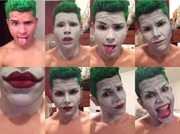 joker makeup tutorial cosplay amino joker makeup tutorial