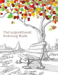 The Inspirational Drawing Book A 200 Page Drawing Book With