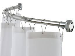 curved shower rod rv curved shower rod best curved shower rod