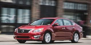 Nissan Altima Comparison Chart 2015 Nissan Altima Sedan Review Car And Driver