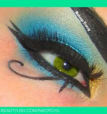 egyptian eye make up jamie byam you can do this if you e to work as cleopatra