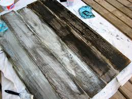 Whitewashing Stained Wood Paint Over Stain Best Painting Of All Time