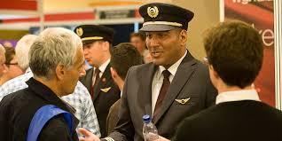 Ausbildungsmesse Für Zukünftige Piloten Pilot Careers Live
