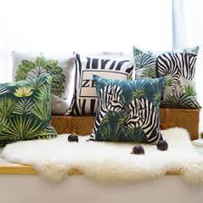Small Picture Zebra Pattern Cushions Online Zebra Pattern Cushions for Sale