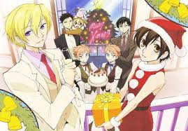 Image result for Ouran High School Host Club