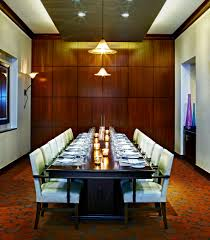 Arterra Private Dining Room San Diego Marriott Del Mar - San diego dining room furniture